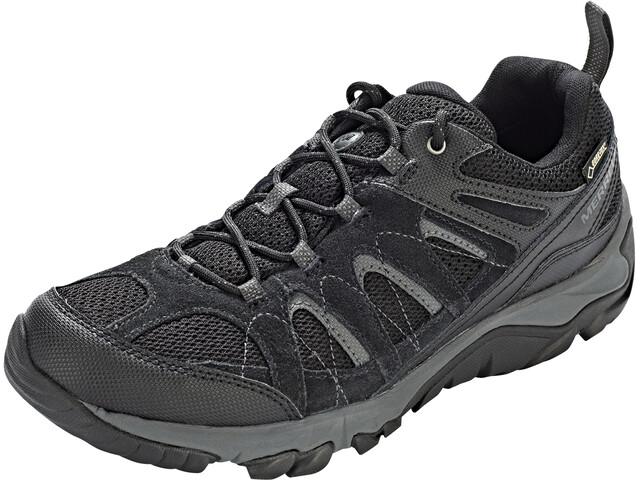 bde468da0 Merrell Outmost Vent GTX Shoes Men black at Addnature.co.uk